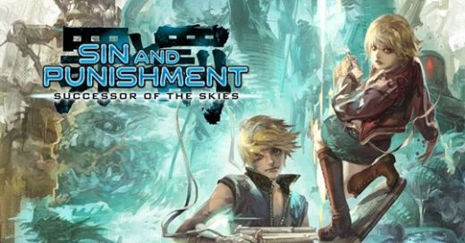 La Bande Animée - Retro Labo - Sin and Punishment : Successor of the Skies Wii