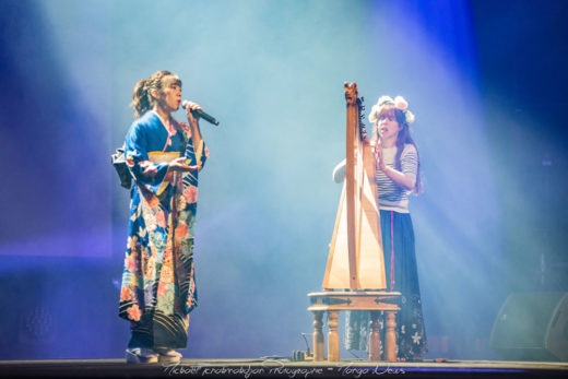 La Bande Animée - Japan Expo 2018 - Photo concerts par Mickaël Tchakmakdjian Photographie