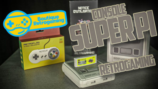 Boutique Retrogaming - Console Super Pi