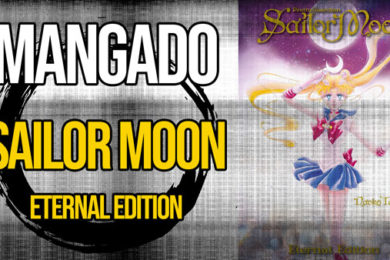 La Bande Animée - Mangado - 478 - Sailor Moon - Eternal edition