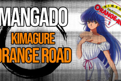 La Bande Animée - Mangado - 479 - Kimagure Orange Road