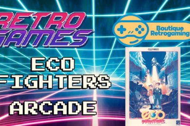 La Bande Animée - Retro Games - 06 - Eco Fighters